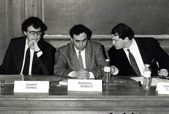 1986 JCC BEN Fondation Convergences