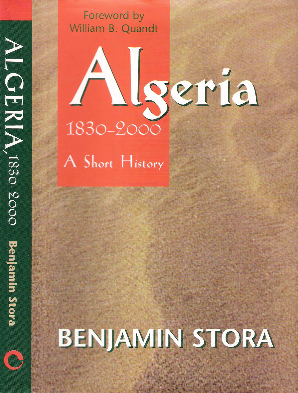 a historical narration of the conflicts in algeria Eco-governance in french algeria: environmental history within the first two decades of the french occupation of algeria an environmental narrative took shape.